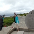 Swissair monument at Peggy's Cove